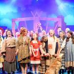 Annie cast, Bardic Theatre 2020