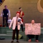 Noel Comac & Conleth McKenna in A Midsummer Night's Dream (2015) Bardic Theatre