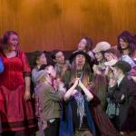 Fagans Gang with Conor Begley as Artful Dodger and Stephanie Faloon as Nancy