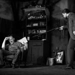 Jim McKeown & Blaine Nugent in The Lonesome West (2017) Bardic Theatre