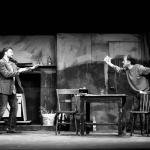Blaine Nugent & Jim McKeown in The Lonesome West (2017) Bardic Theatre