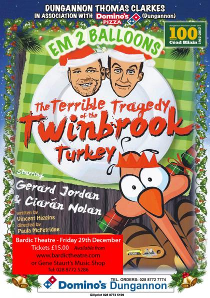The Terrible Tragedy of the Twinbrook Turkey